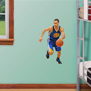 Stephen Curry - Fathead Jr. Fathead Wall Decal
